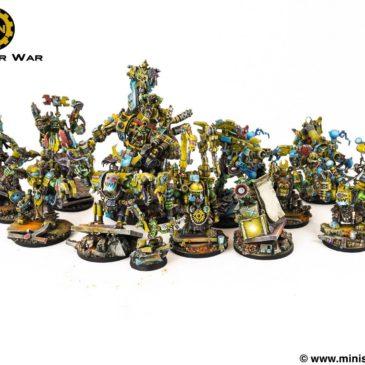 40k – Mech Ork Heroes