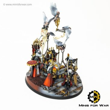 40k – Sister of Battle Army, Part II – Heroes