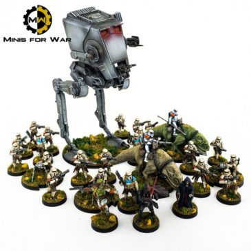 Star Wars: Legion – Galactic Empire Army