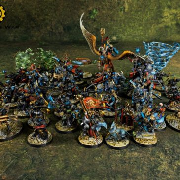 AoS – Dark Stormcast Eternals Army, Part I
