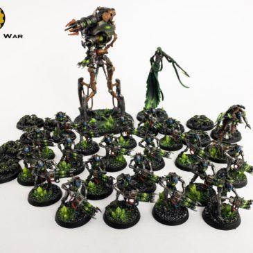 40k – Necron Army