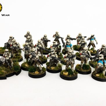 Star Wars: Legion – Shoretroopers