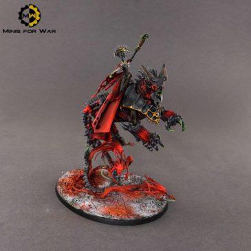 AoS – Red Vampire Heroes