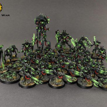 40k – Indomitus Necron Army