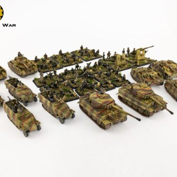 Flames of War – German Army