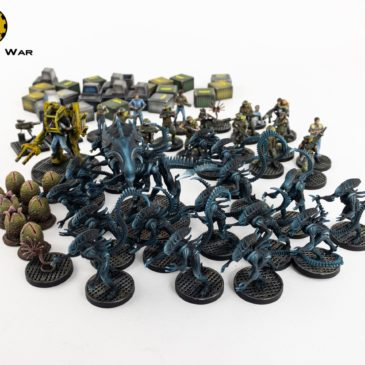 Board Games: Aliens – Another Glorious Day in the Corps