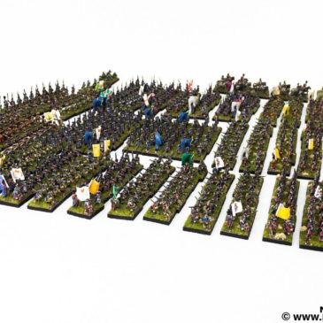 Historical Wargames – 7 Years War