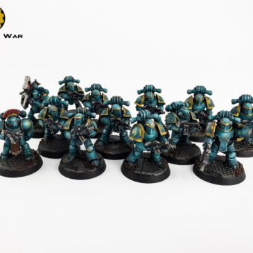 40k – Sons of Horus Army, Part I