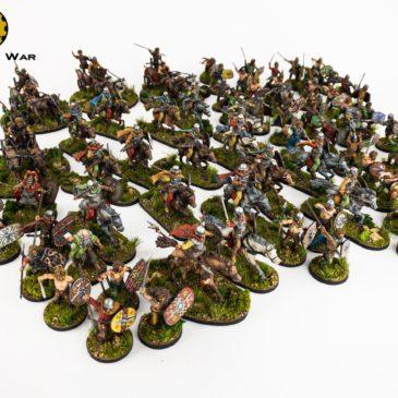 Historical Wargames – Gallic Army