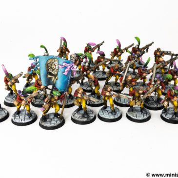 AoS – Cities of Sigmar / Free People