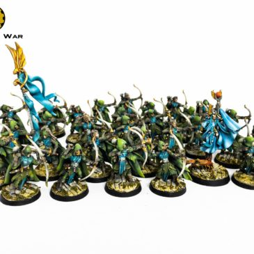 AoS – Sylvaneth, Wood Elves and Stormcasts!
