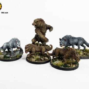 Dungeons & Dragons – Animals and Ice Queen