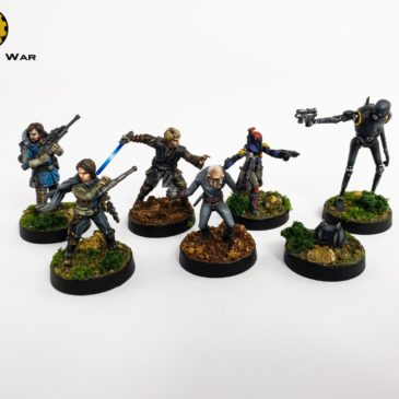 SW Legion – Small Projects