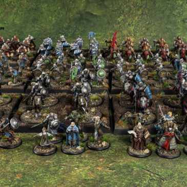 A Song of Ice and Fire – Big Stark Army
