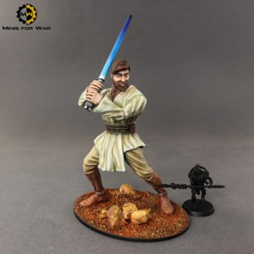 3D Printing Services in Minis For War