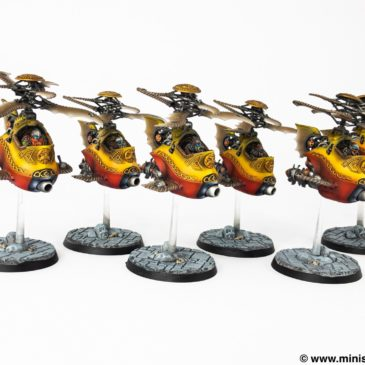 AoS – Cities of Sigmar Warmachines