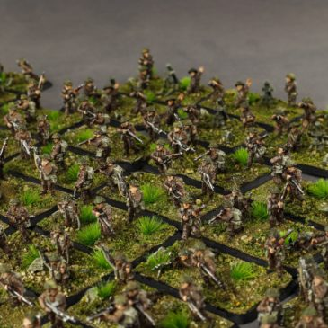Flames of War – British Forces