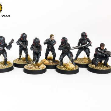 SW Legion – Mix of projects