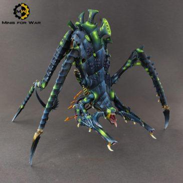 40k – Tyranid Biotitan (Alien vibes)