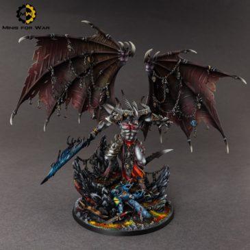 40k -Be'lakor the Dark Master