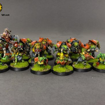 BloodBowl – Human and Underworld teams & more monsters!