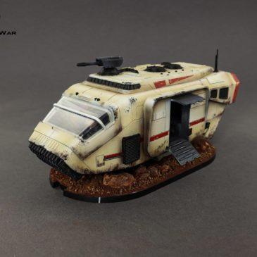 SW Legion – A-A5 and LAAT/le