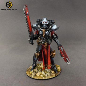 McFarlane – Sister of Battle – custom paint + bonus!