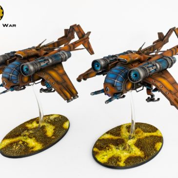 40k – Mix of projects – September