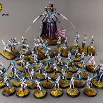 AoS – Small Slaanesh Army