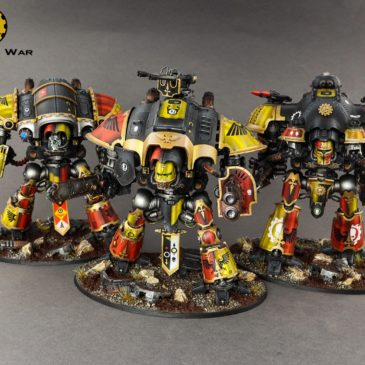 40k – Imperial Knights Army