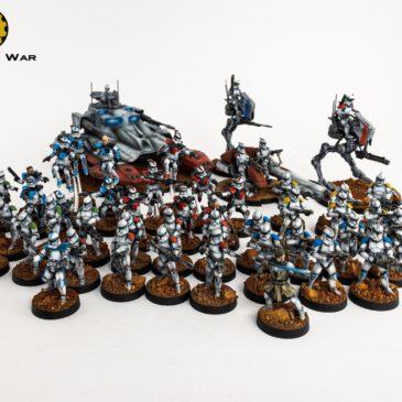 SW: Legion – Republic Army