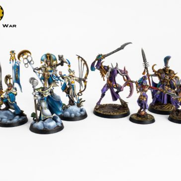 WHU – Direchasm and Beastgrave Warbands